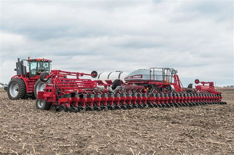Largest Corn Planter by New Ih Early Riser 5 Series Planters Deliver