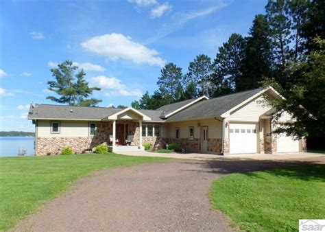 lake nebagamon real estate lake nebagamon wi homes for