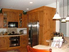 redone knotty pine kitchen painted cabinets look pretty redone knotty pine kitchen painted cabinets look pretty