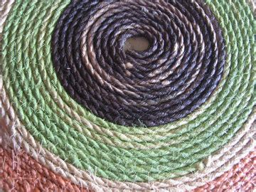 how to make a rug out of rope rope rug 183 craft finds 183 cut out keep craft