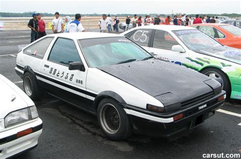 Toyota Ae 86 Toyota Ae86 Carsut Understand Cars And Drive Better