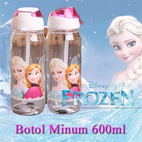 Sale New B Botol Minum Bpa Free Dengan Sprayer 600ml frozen botol minum frozen 600ml