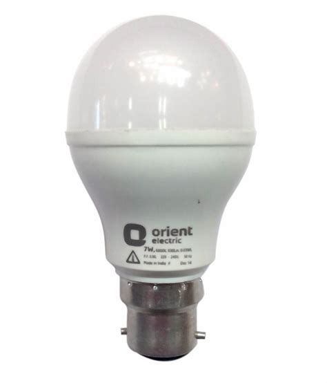best price on led bulbs orient led bulb 7w buy orient led bulb 7w at best price