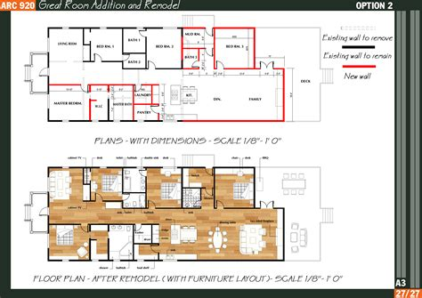 room additions floor plans 20 beautiful great room addition plans house plans 70935