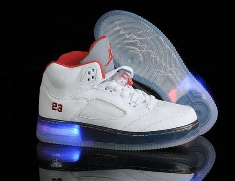 light up air jordans 17 best images about on shoes high