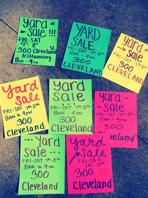 display tables for yard sales view organizing tips throughout this