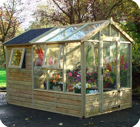 Potting Sheds Plans by The Combi Metro Garden Buildings