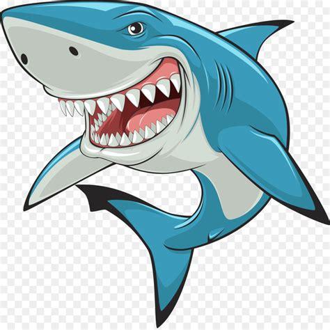 Great White Shark Clip by Hammerhead Shark Great White Shark Clip Vector Shark