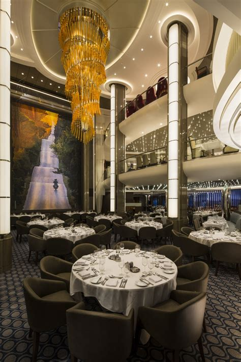 Of The Seas Dining Room by Dining Royal Caribbean Press Center