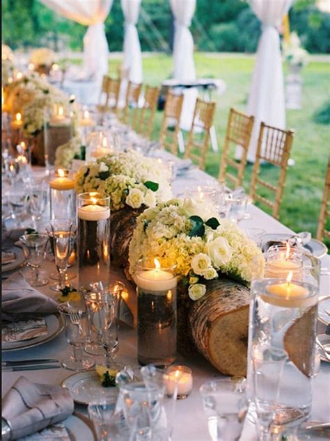 outdoor wedding table centerpiece ideas 213 best images about woodland rustic wedding flowers on