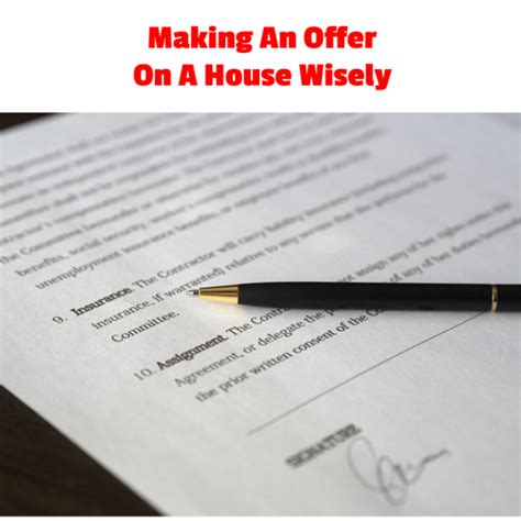 how to make an offer on a house making an offer on a house wisely real estate investing education with stefan aarnio