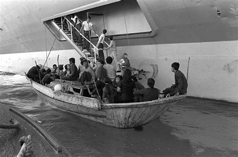 boat people facts the drowned and the saved foucault s texts on migration