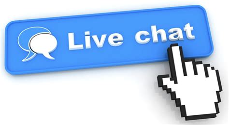 chat rooms live live chat third most popular way to contact customer