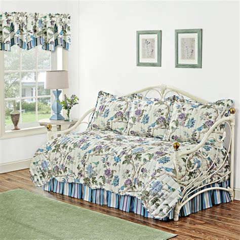 bedding waverly waverly charleston chirp 5 daybed set bedding collections