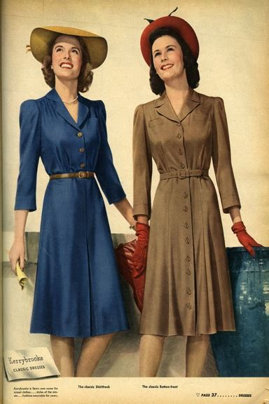 latest fashiont trand for ladies late 40 1940s costume outfit ideas 16 women s looks