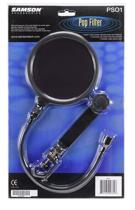 Samson Ps01 Pop Filter samson ps01 pop filter