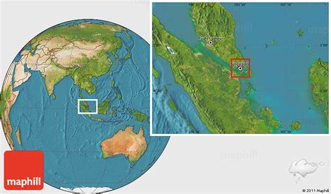 singapore map satellite view singapur satelliten karte