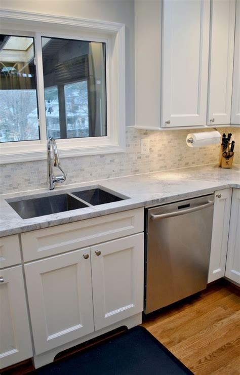 beautiful white kitchen remodel in mclean virginia with
