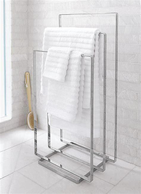 fresh ideas for towel rack in bathroom 22198