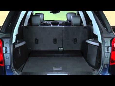 2015 chevy equinox multiflex rear seat youtube