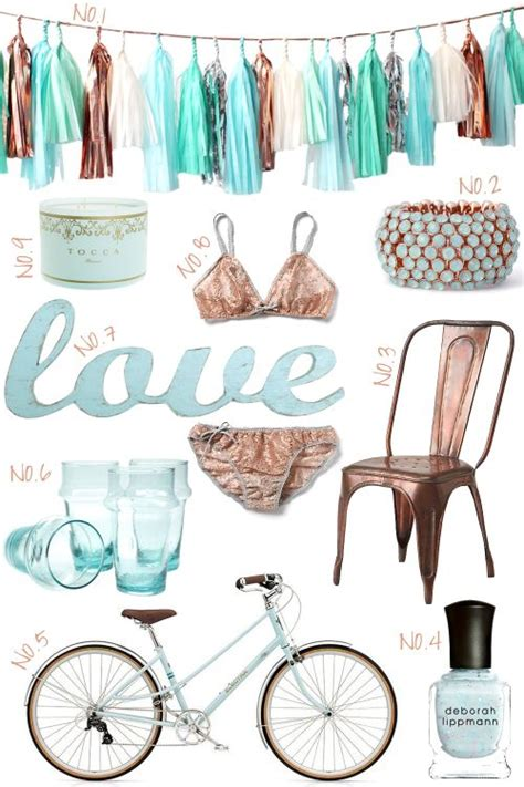 colors that go with copper copper and mint possible color combo wedding planning
