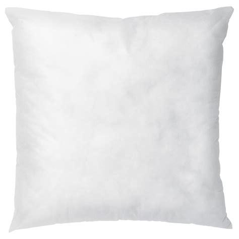 white cusion isfrid inner cushion white 50x50 cm ikea