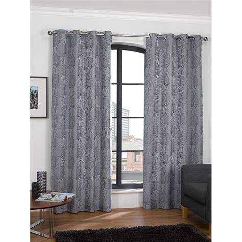 grey curtains 90x90 update 22 09 now 163 1 harper leaf textured jacquard fully