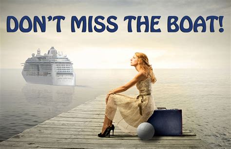 miss the boat if your website isn t mobile friendly you re missing the