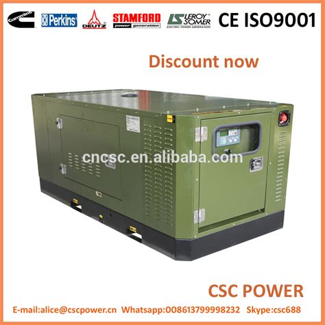 delivery 25kva diesel generator price list for sale