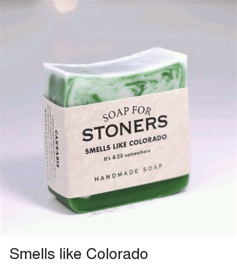 Handmade Soap Colorado - soap for stoners smells like colorado it s 420 somewhere