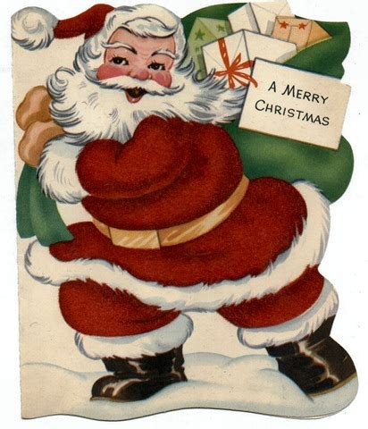 free clip art from vintage holiday crafts