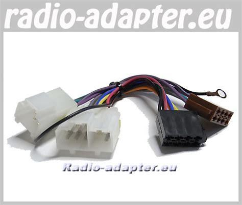nissan altima   car radio wire harness wiring iso