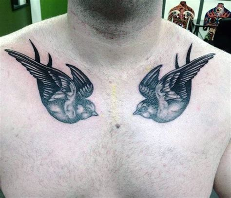 sparrow tattoos for men ideas and inspiration for guys