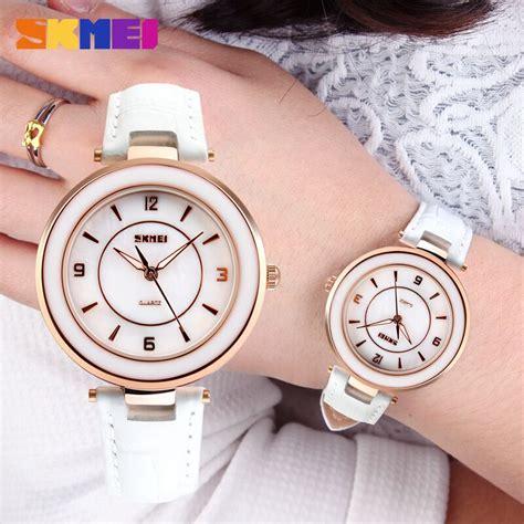 Jam Tangan Wanita Exclusive Design Skmei 1059 25 skmei jam tangan analog wanita 1059cl jakartanotebook