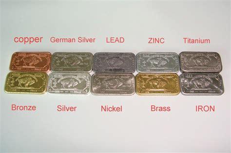 1 Gram Silver Bars Bulk - free shipping 1gram bullion bars 999 copper german