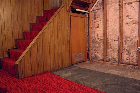 best basement floor insulation options new basement and