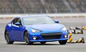 2013 Subaru Brz Car And Driver