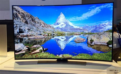 Tv Samsung 4k samsung 4k resolution ultra hd tv geniusgadget
