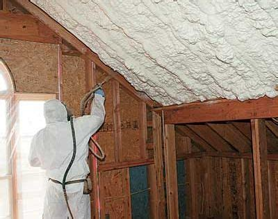 Two Ways To Insulate Attic Read This Before You Finish Your Attic Foam Roofing Roof Insulation And Spray Foam