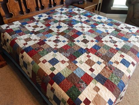 Handmade Country Quilts - handmade size quilt patchwork quilt country floral