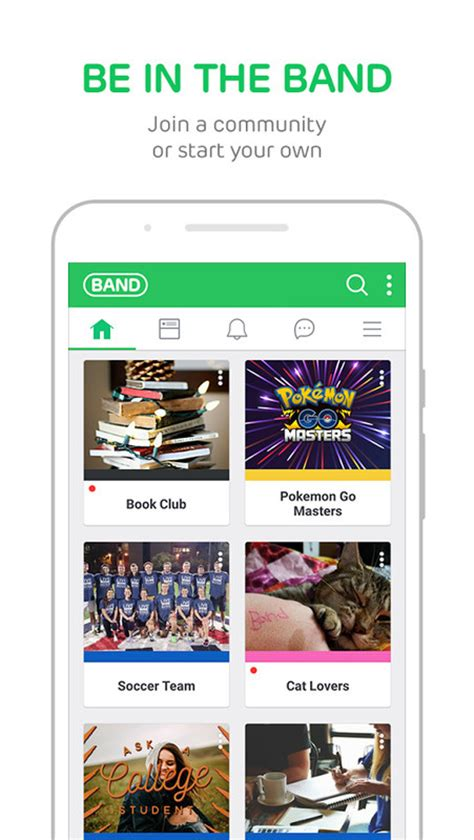 band apk band apk free social android app appraw