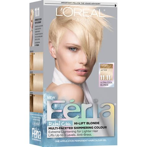 ferria hair color cover grey l oreal paris feria midnight collection hair color