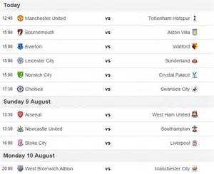 epl table result en fixture glo premier league results and table