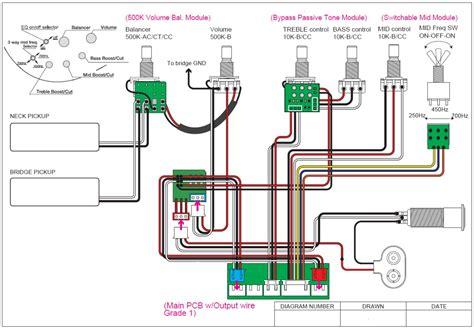 ibanez inf 1 2 wiring diagrams free wiring