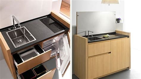 Cool Sinks Kitchoo Compact Kitchens The Miniature Kitchen