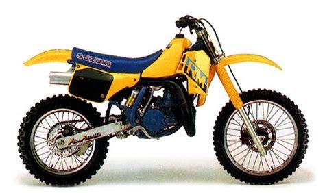 Rm Suzuki Suzuki Suzuki Rm 250 Moto Zombdrive