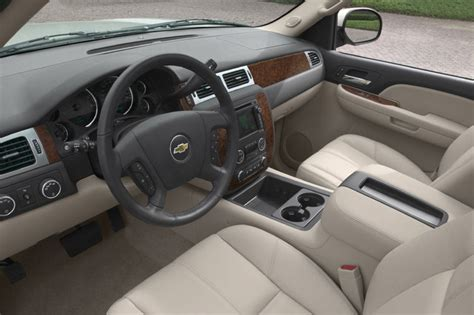 2009 Tahoe Interior by 2009 Chevrolet Tahoe Ltz Interior Picture Pic Image