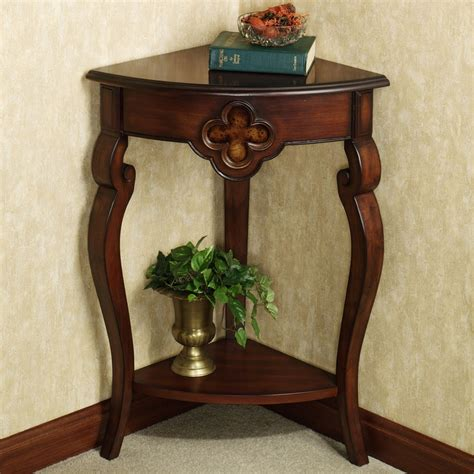 hallway accent tables hallway corner accent table for the home pinterest