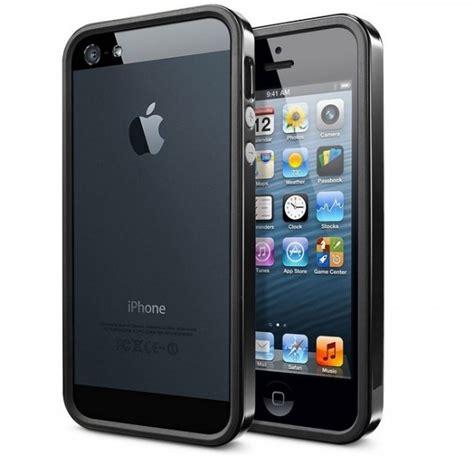 Bumper Ribbon Iphone 5 iphone 5 5s se bumper noir