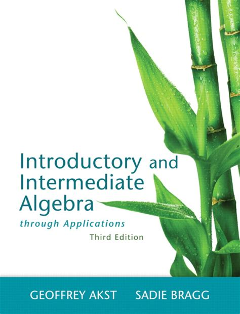 introductory and intermediate algebra garrett college edition ebook akst bragg introductory and intermediate algebra